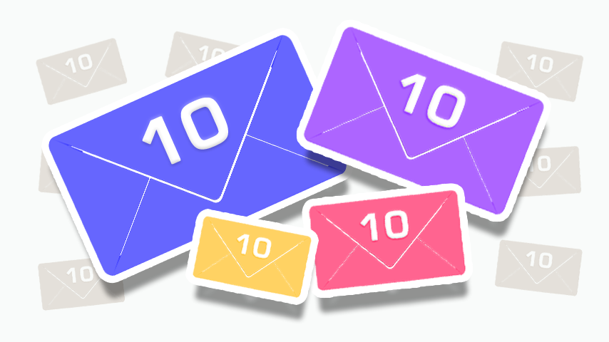 10 reasons why your business should embrace email marketing