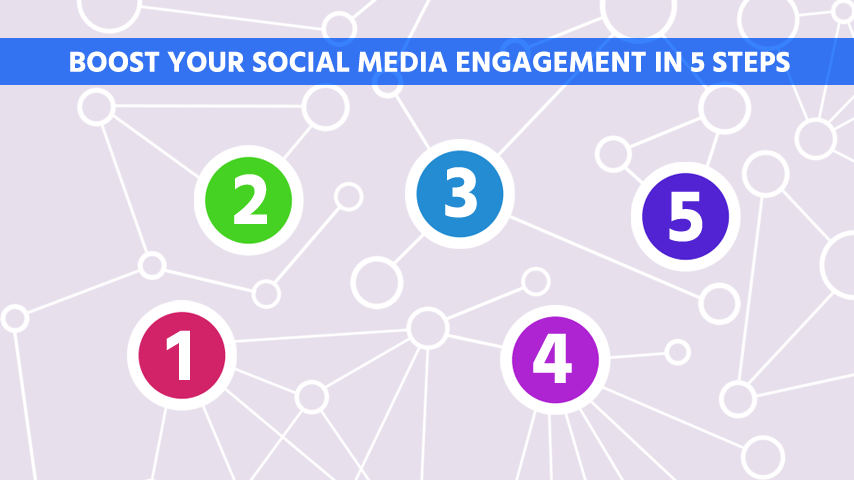 Boost Your Social Media Engagement in 5 Simple Steps