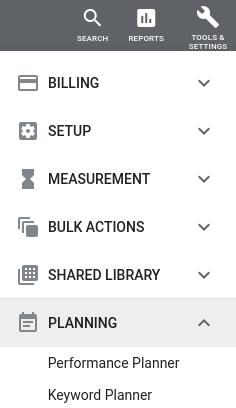 google keyword planner image 2