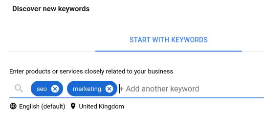 google keyword planner image 4